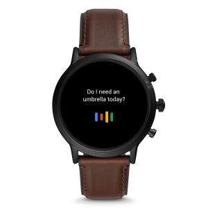 Fossil FTW4026 The Carlyle HR Smartwatch Gen 5