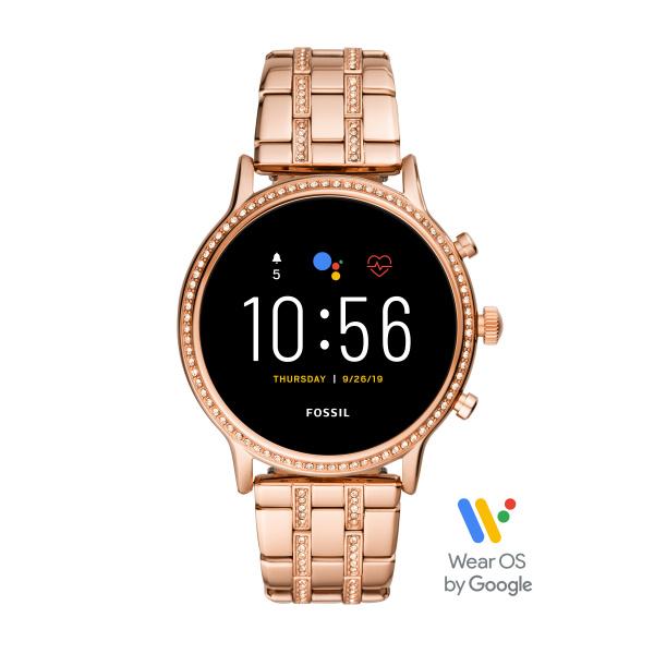 Fossil FTW6035 Julianna HR Smartwatch Gen 5 Dames