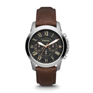 Fossil FS4813 Grant Horloge Heren